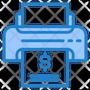 Printer Document File Icon