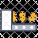Business Production Business Profit Profit Icon