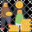 Business Profit Capital Finance Icon
