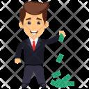 Profit Cash Money Icon