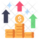 Business Finance Profit Icon