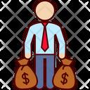 Business Profit Profitability Icon
