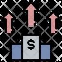 Business Profit Company Growth Icon