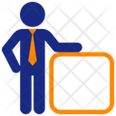 Business Promotion Icon