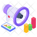 Business Marketing Business Promotion Business Chart Icon