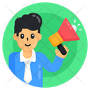 Business Advertisement Business Promotion Marketing Icon