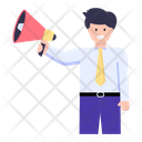 Marketing Publicity Business Promotion Icon