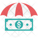 Business Protection Insurance Finance Protection Icon