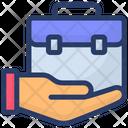Bag Safety Portfolio Protection Safe Portfolio Icon