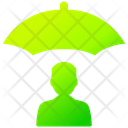 Business Protection Business Insurance Financial Protection Icon
