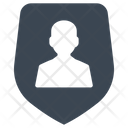 Business Protection Security Icon