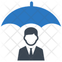 Business Employee Protection Icon