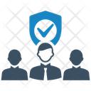 Business Protection Team Icon