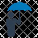 Business Businessman Insurance Icon