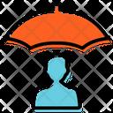 Business Protection Plan Presentation Icon