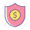 Business Protection Shield Icon