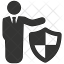 Business Protection Safe Icon