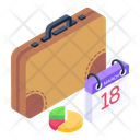Business Appointment Business Calendar Business Reminder Icon
