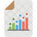 Business Report Audit Icon