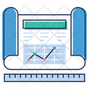 Business Report Statistical Inference Data Analysis Icon