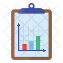 Business Report Graphical Report File Icon
