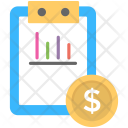 Payment Draft Bank Icon