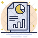 Business Report Report Business Icon