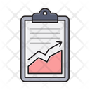 Report Clipboard Document Icon