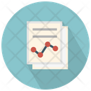 Business Report Statistics Report Icon