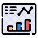 Business Report Report Analysis Icon