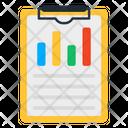 Bar Chart Bar Graph Infographic Icon