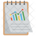 Market Report Survey Icon