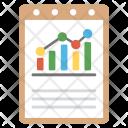 Market Report Survey Icon
