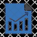Business Report File Icon