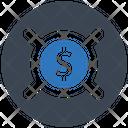 Business Rescue Startup Statistics Icon