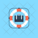 Business Rescue Recovery Icon