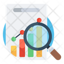 Business Research Business Analysis Data Analysis Icon