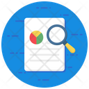 Business Research Icon