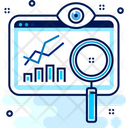Business Chart Analysis Icon