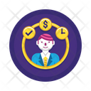 Business resources Icon