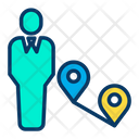 Business Roadmap Icon