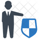 Business Protection Safety Icon