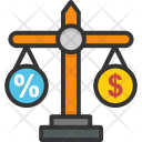 Business Scale Icon