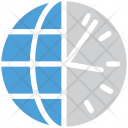 Business Schulde Clock Icon