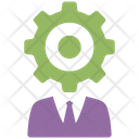 Business Setting Business Management Business Process Icon