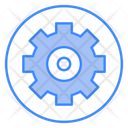 Business Setting Setting Business Icon