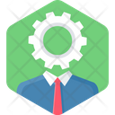 Business Setting Finance Icon