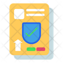 Business Shield Report Business Business Icon