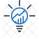 Business Solution Growth Icon