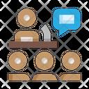 Business Speaker Icon